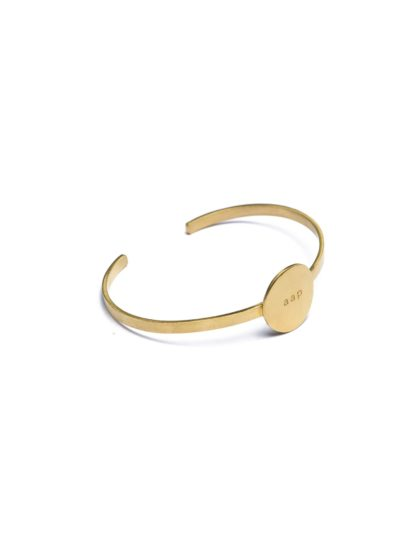 Aap - Prabhu Aap Jago Cuff Bracelet (Gold)