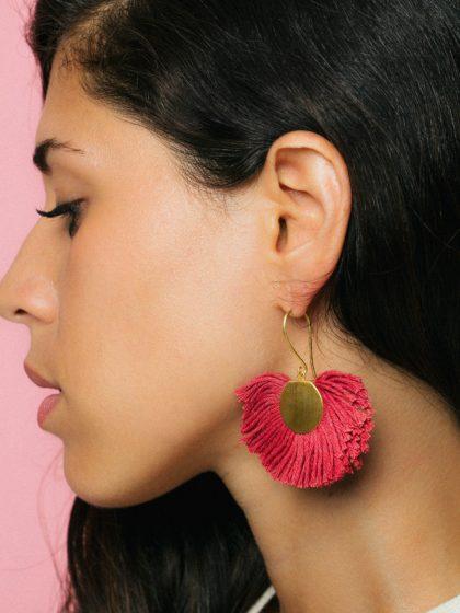 Surya Earrings (Gold)
