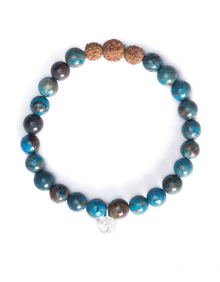 I Am Intuitive Mala Bracelet