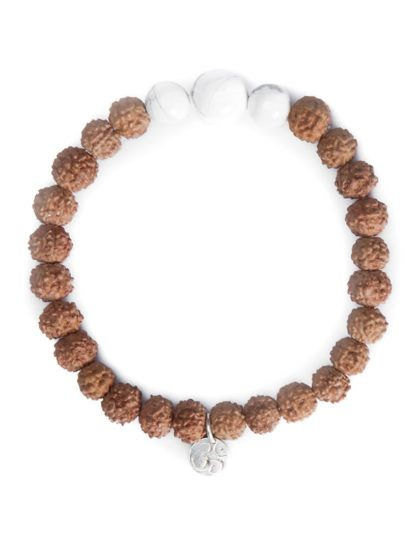 I Am Peaceful Mala Bracelet
